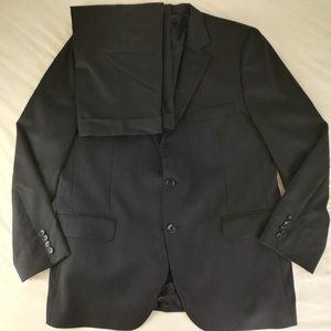Brooks Brothers Italy 1818 Wool Pinstripe Suit